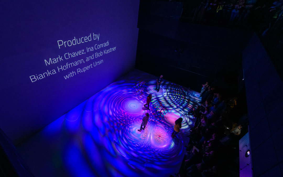 Quantum Logos at Ars Electronica 2019